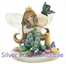 Emily's Indulge Linda Biggs Dragonsite Fairy Figurine Collectable New