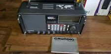 GRUNDIG Satellit 800 Millennium AM/FM/SW1/SW2/SW3 RECEIVER World Radio New Read