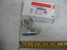 N14, L10, M11 & ISM 90° ECM Fuel Check Valve Cummins P/N 217196 Filter Pumping