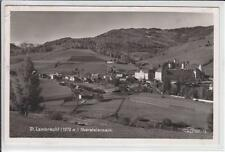 AK St. Lambrecht, Steiermark, Foto-AK 1941