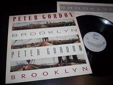 "Peter Gordon ""Brooklyn"" LP inner Epic – EPC 460227 1 Netherlands 1987"