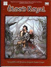 D20 Blood Royal Adventure 5-8 lvl D&D RPG TLG1902
