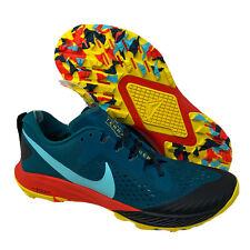 Nike Men's 9.5 Air Zoom Terra Kiger 5 Trail Running Shoes AQ2219-302  NEW