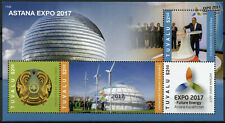 More details for tuvalu science stamps 2017 mnh astana kazakhstan expo 2017 future energy 4v m/s