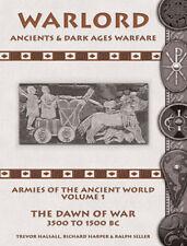 WARLORD: eserciti del mondo antico volume 1: l'Alba di guerra 3500 al 1500 A.C.