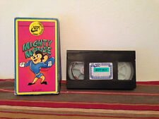 Mighty mouse & friends  / Mighty mouse et ses amis VHS tap & sleeve abm group