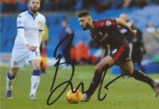 ROTHERHAM: LEON BEST SIGNED 6x4 ACTION PHOTO+COA