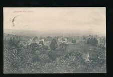 Somerset LITTON General view Used 1905 PPC pub by F G Steggles