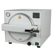 Dental Medical Adjust pressure Steam Sterilizer Sterilization Autoclaves 18L USA
