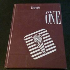 RARE*1991 PANAMA CITY CHRISTIAN HIGH SCHOOL YEARBOOK TORCH *FL* FLORIDA