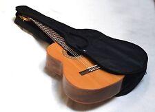 4/4 concierto guitarra-manta cedro masivamente-nogal suelo alto brillo + Gig, hg10g