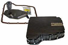 Mag Hytec Transmission Pan fits 07.5-17 Dodge 6.7L Cummins  68RFE + FILTERS