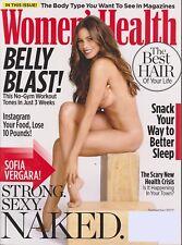 WOMEN'S HEALTH MAGAZINE SEPT 2017 - SOFIA VERGARA STRONG SEXY NAKED - NEW
