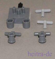 LEGO Technik - Pneumatik Zubehör mit Schalter , 2 T-Stück 2 x Verbinder NEUWARE