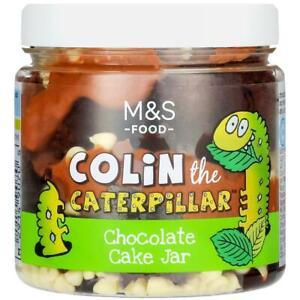 M&S Colin the Caterpillar Chocolate Cake In a Jar