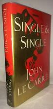 SINGLE & SINGLE JOHN LE CARRE SIGNED FIRST EDITION