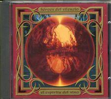 Heroes DEL SILENCIO-EL ESPIRITU DEL VINO CD 1993