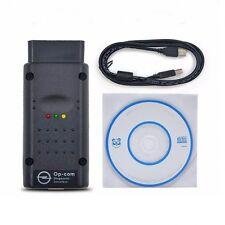 OPCOM OP-COM V1.45 OBDII USB Scanner Diagnostic Tester Code Cable For Opel Car
