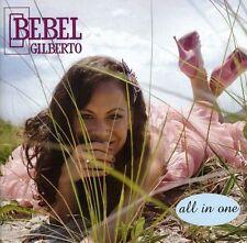 BEBEL GILBERTO ALL IN ONE CD NEW