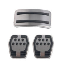 Car Stainless Steel Car Pedal MT Pads For Ford Focus 2 MK2 Focus 3 MK3 2005-2016