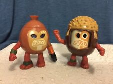Disney Moana Kakamora Action Figures Subway Kids Meal Toys (Set of 2 Toys) RARE