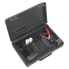 Sealey Digital Battery & Alternator Tester with Printer - BT2003