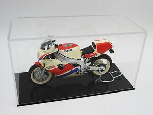 Rare! Vintage 1989 Tamiya Yamaha FZR-R Motorcycle Model 1/24th Scale Built