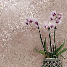 Arthouse Velvet Crush Foil Rose Gold Metallic Wallpaper 294300