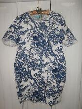 PRETTY & TRENDY NEW FEVER LONDON DRESS/TUNIC, SIZE M