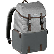 Manfrotto Windsor Explorer Camera and Laptop Backpack for DSLR (Gray) - NEW