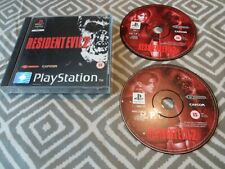 RESIDENT EVIL 2 Sony Playstation One PS1 Game  Boxed UK PAL CAPCOM VGC