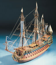 Mantua Models Soleil Royale First Rate Wooden Period Ship Kit 1:77 Scale