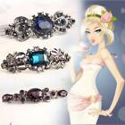 Fashion Crystal Rhinestone Butterfly Hair Barrette Clip Hairpin Women Jewelry PK