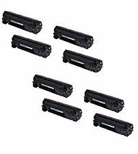 8-Pack/Pk CE285A 85A 285A Toner Cartridge For HP LaserJet P1102 P1102W M1212NF