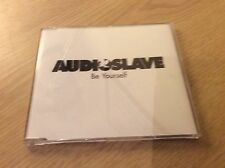 Audioslave 'Be Yourself' 1 Track Promo CD Single Mint Condition 2005