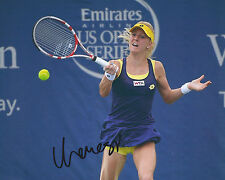 Wimbledon URSZULA RADWANSKA Signed Autographed Tennis Star 8x10 Photo COA!!