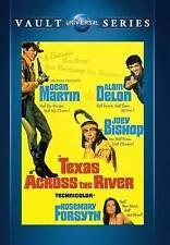 Texas Across the River, Good DVD, Joey Bishop, Alain Delon, Dean Martin, Michael