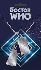 Doctor Who Dog Tags Football Christmas Gift