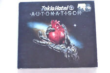 Automáticamente (2009) Tokio hotel (7874018) CD premium, incl. imán en lámina