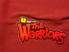 Rockstar Games The Warriors  GTA rare promo swag