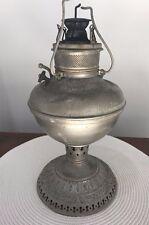 Antique Collectable Vintage Miller The Juno kerosene oil Lamp - Made In U.S.A