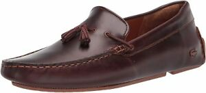 Lacoste Men's Piloter Tassel 0320 1 CMA Driving Style Loafer