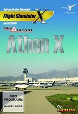 Mega Airport Atene x fsx/fs2004