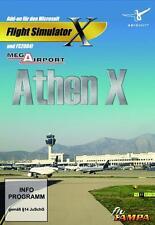 Mega Airport Athen X FSX/FS2004