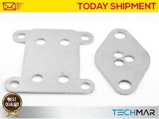 EGR valve blanking plate  FIAT ALFA ROMEO LANCIA 1.9 16V 2.4 20V JTDM