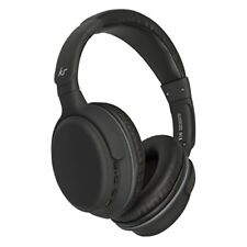 KitSound Slammers Wireless Bluetooth Headphones - Black