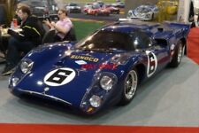 PHOTO  RACERETRO 21.2.15 #SL76/139 WAS THE FIRST LOLA T70 MK3B COMPLETED AND WAS