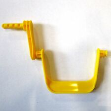 BIG Waterplay Ersatzteil Wasserrad Paddel Kurbel groß Original Wasserkurbel gelb
