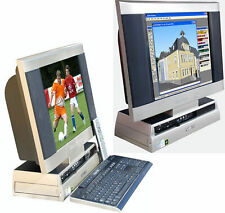 ALL-IN-ONE VIDEOBEARBEITUNG COMPUTER PC DVD RECORDER 43cm MONITOR S9200 4GB RAM