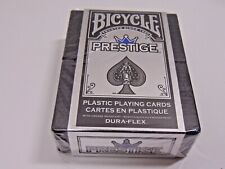 Bicycle Prestige Playing Cards Sealed